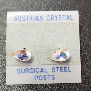 Earrings Australian crystal